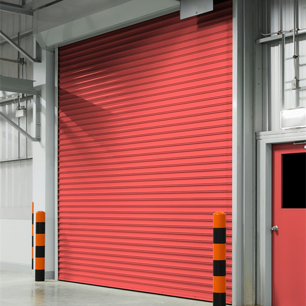 防爆钢质卷帘门