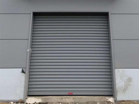 车间钢制卷帘门