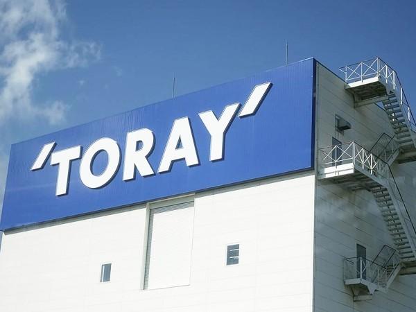 TORAY东丽认可新恒邦防火卷帘门并签订合作协议