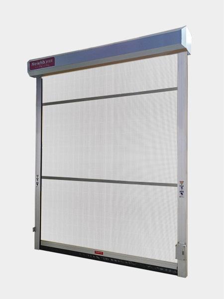电动防蚊虫纱窗卷帘门