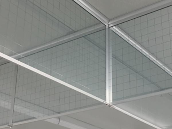 江苏夹丝玻璃挡烟垂壁