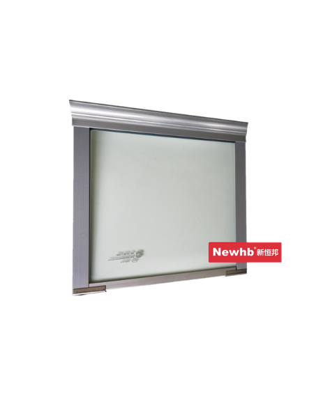固定式刚性挡烟垂壁(透明玻璃)