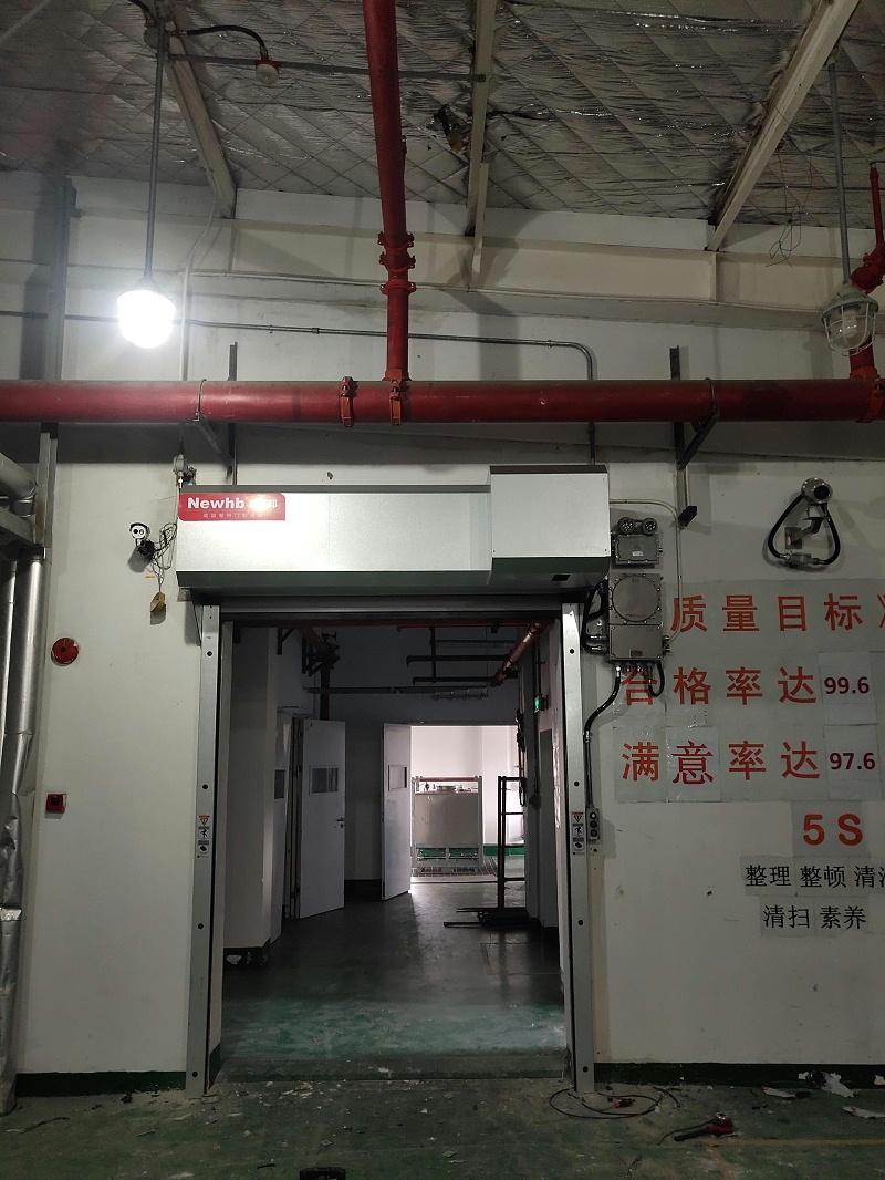 上海品达包装防火防爆门