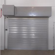钢质隔热防火卷帘门