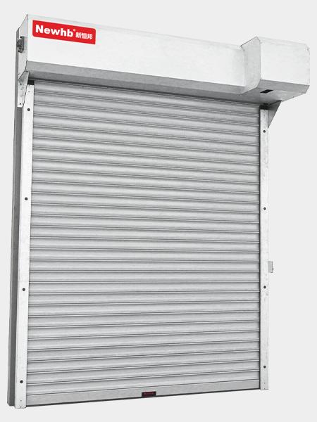 新恒邦防风型卷帘门