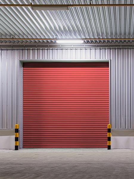 钢质防爆卷帘门