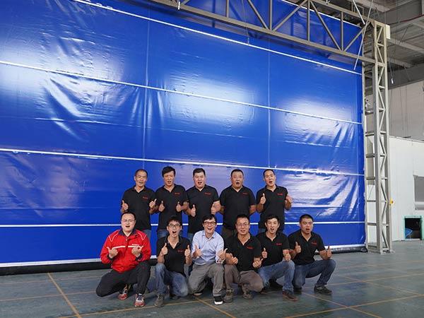 工程服务团队