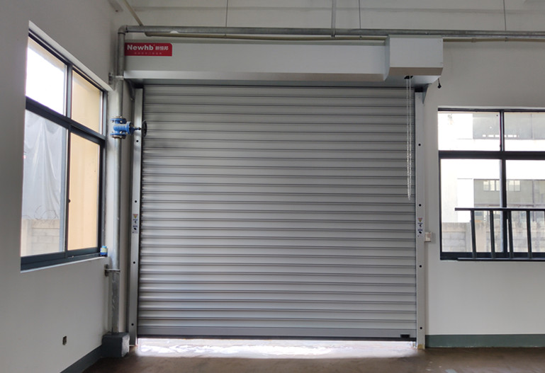 钢制防风卷帘门