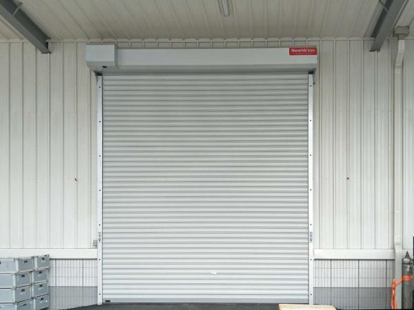 新恒邦钢制卷帘门