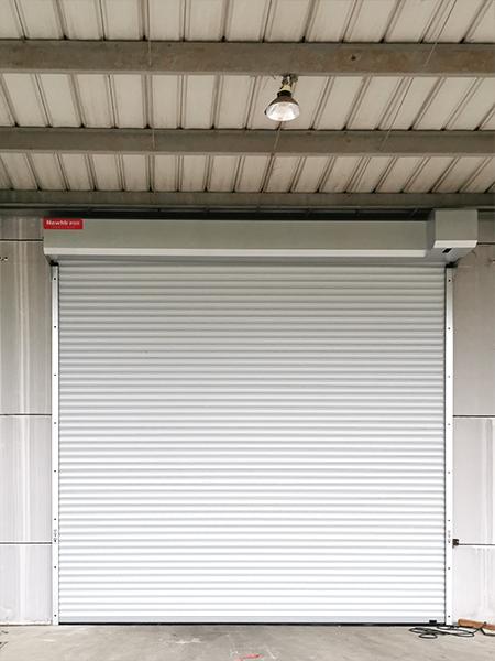 新恒邦抗风型卷帘门