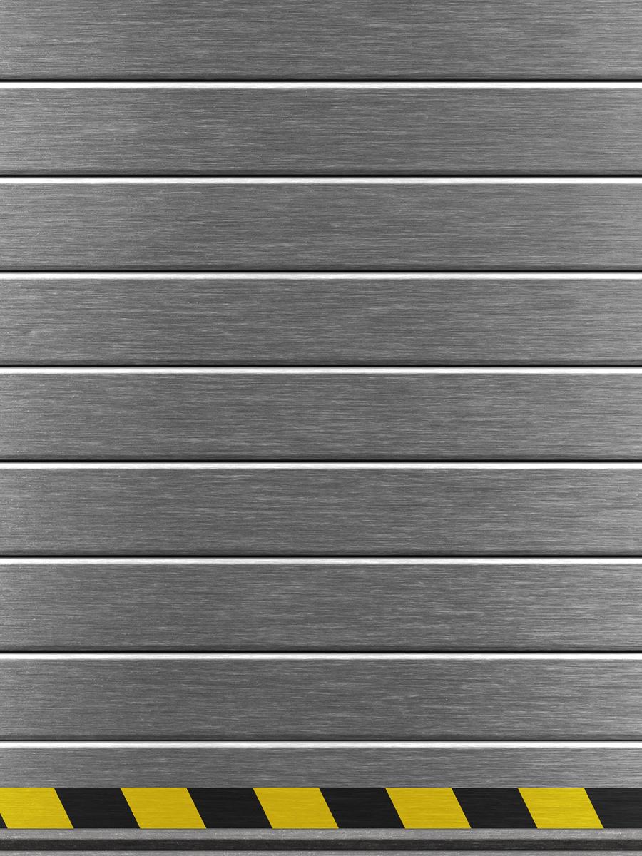 新恒邦钢质防火卷帘门