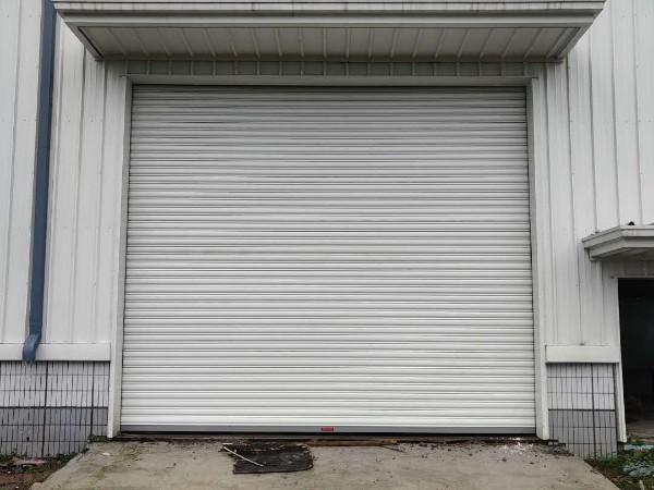 工业防风卷帘门