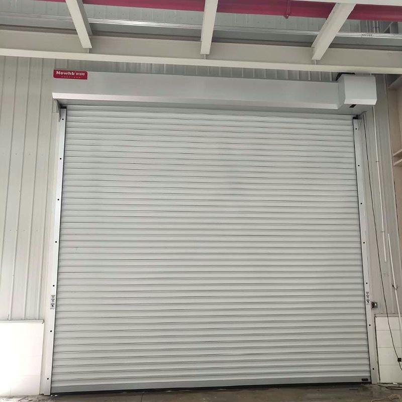电动防风卷帘门