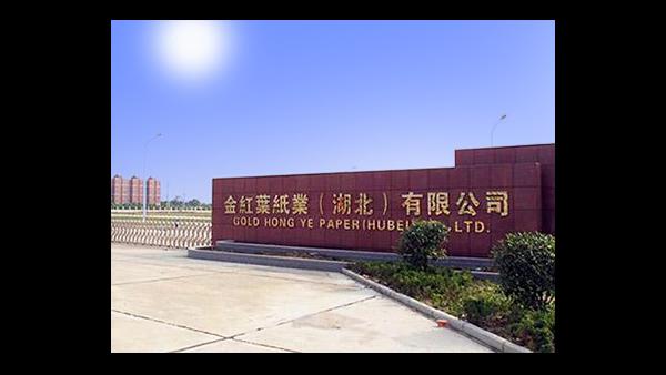 金红叶纸业(湖北)有限公司