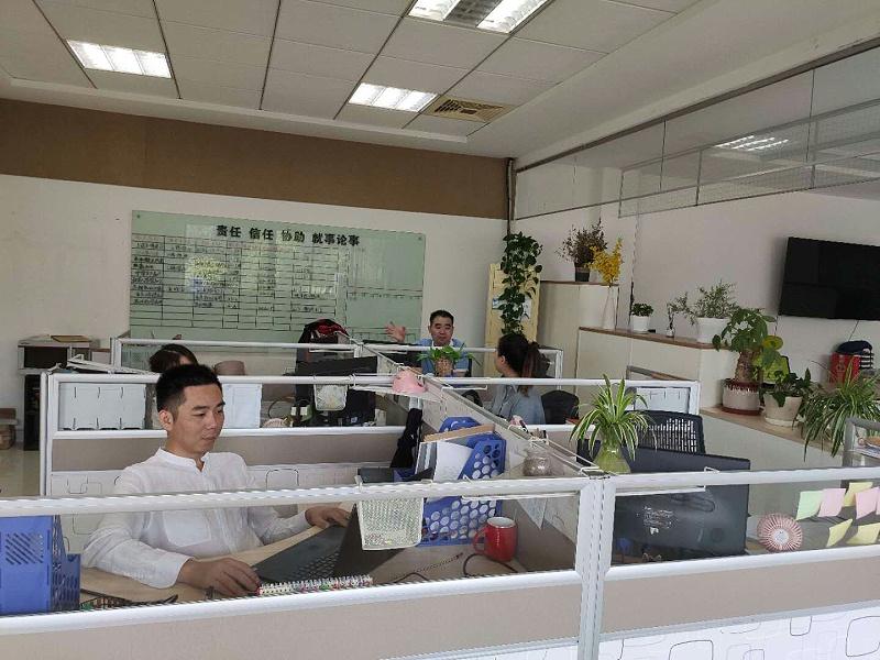 业务办公区