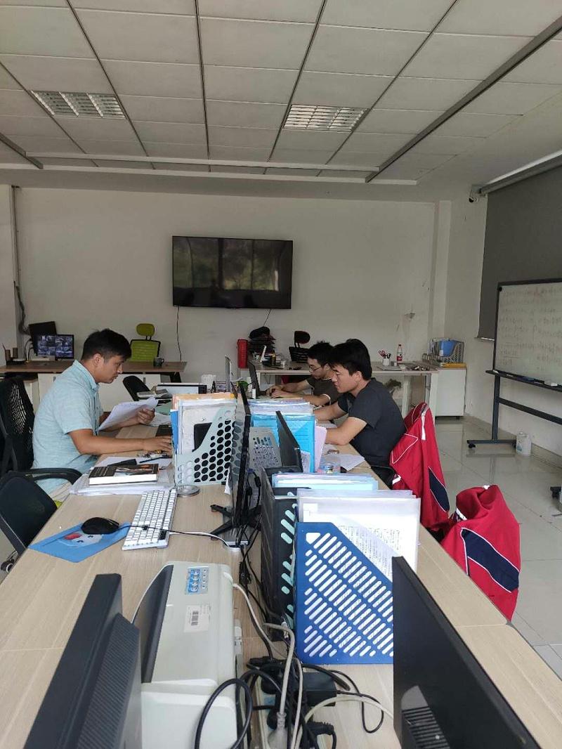 技术办公区